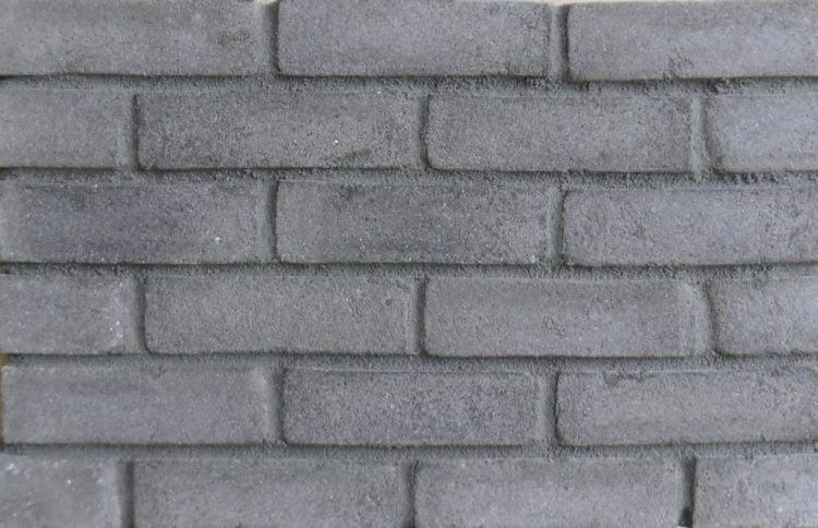 Birch Grey Stock brick slip
