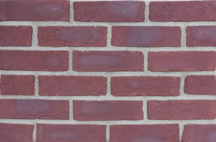 Nottinghamshire Red brick slips
