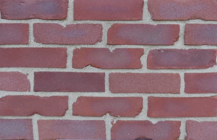 Rustic Motton brick slips