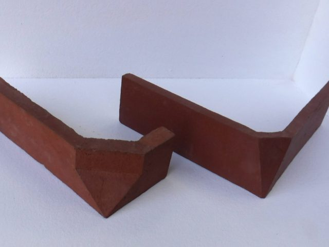 Stop End Brick Slip Tiles
