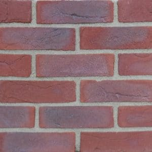 Sussex Red Multi brick slips