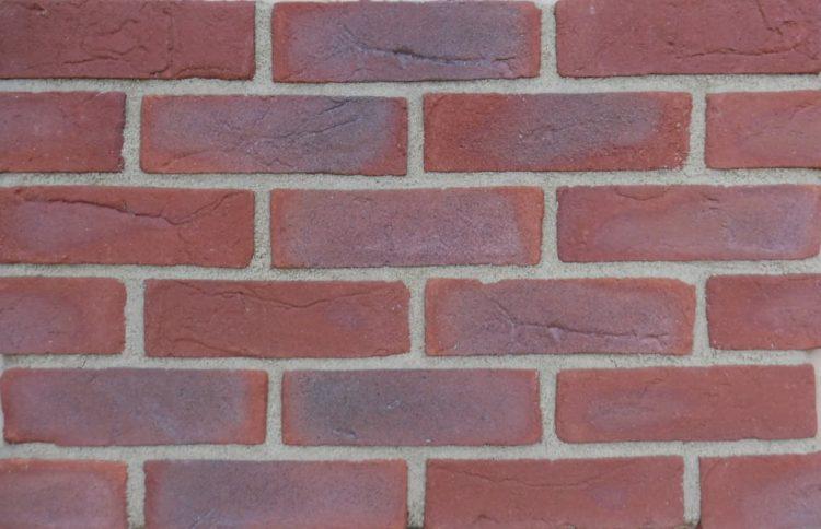 Sussex Red Multi brick slips