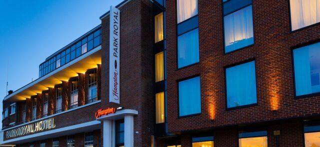 Hampton by Hilton Park Royal Hotel